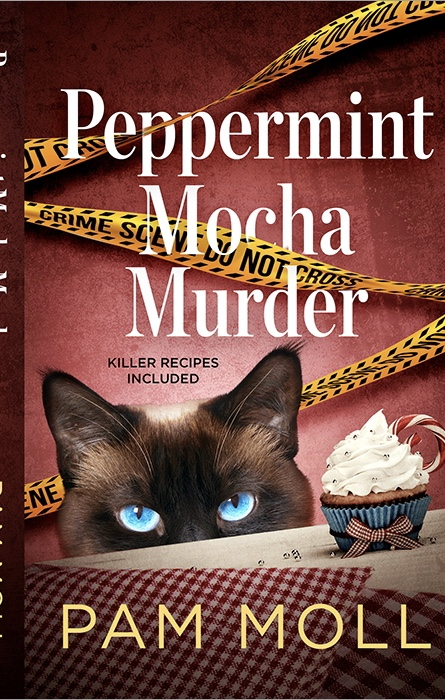 Peppermint Mocha Murder by Pam Moll