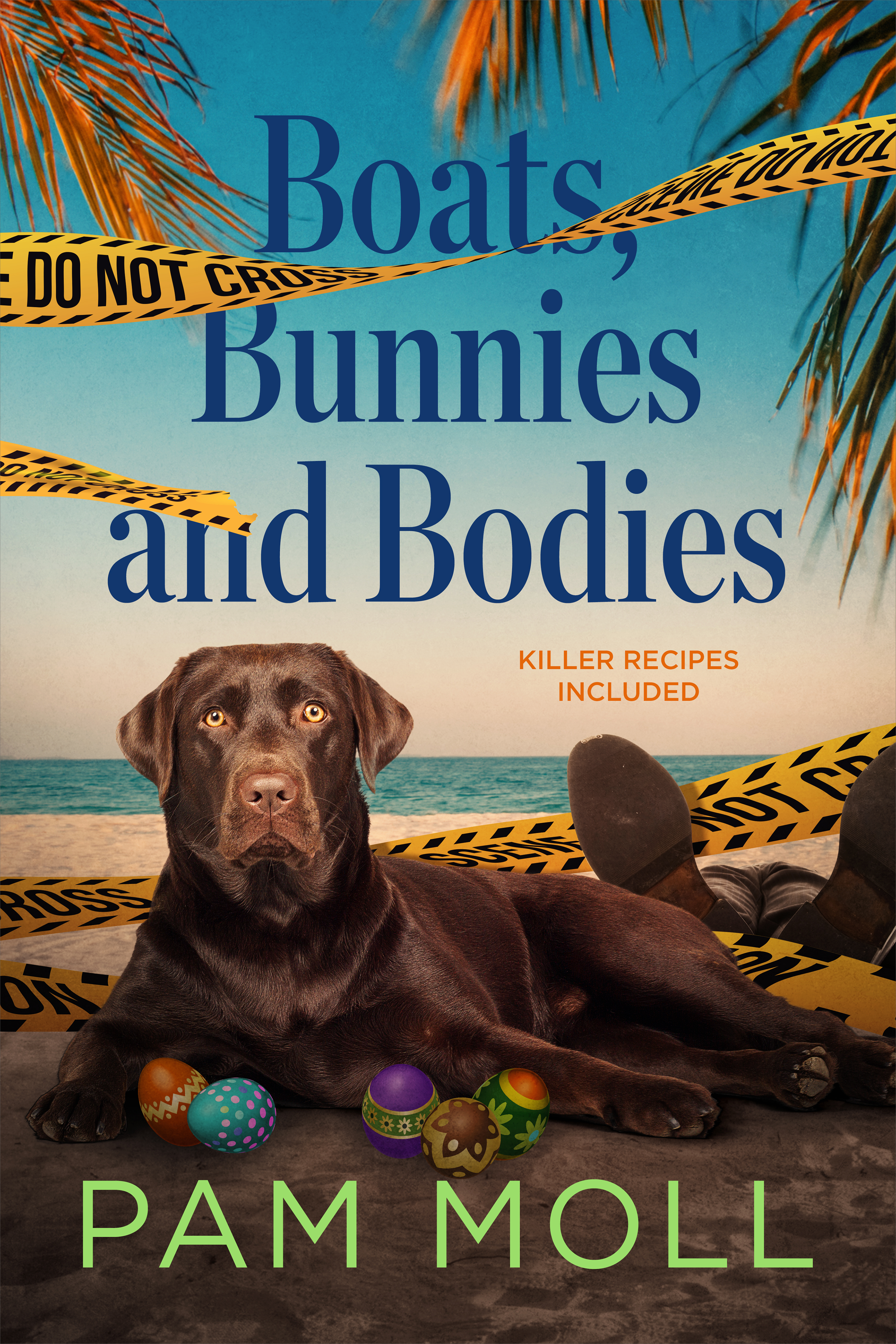 Boats, Bunnies and Bodies
